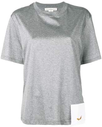 Golden Goose feather patch T-shirt