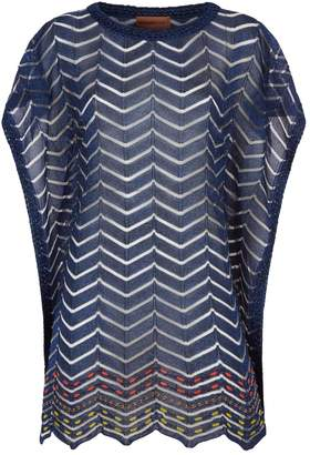 Missoni Mare Lurex Knit Kaftan