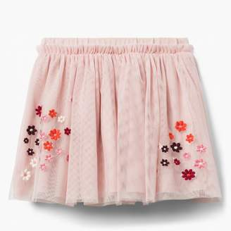 Gymboree Flower Tutu Skirt