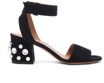 Givenchy Crystal Embellished Sandals