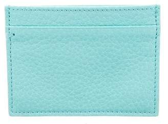 Tiffany & Co. Leather Card Holder