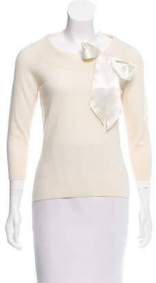 Les Copains Cashmere Knit Sweater