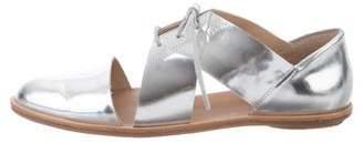 Loeffler Randall Willa Metallic Oxfords