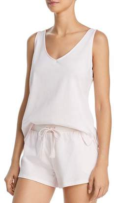 Natural Skin Organic Cotton V-Neck Cami Tank
