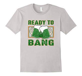 DAY Birger et Mikkelsen St Patricks Ready To Bang Beer Mugs T Shirt