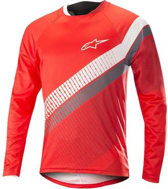 Alpinestars Predator Long-Sleeve Mountain Bike Jersey - Men's
