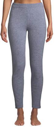 Neiman Marcus Cashmere Knit Lounge Leggings