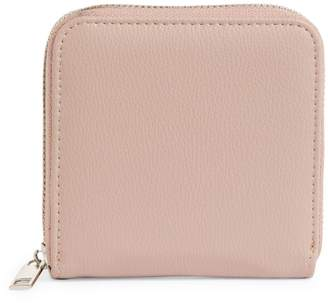Design Lab Medium Zip-Around Wallet