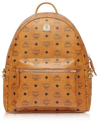 MCM (エムシーエム) - Mcm Cognac Small-medium Stark Backpack