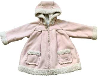 Christian Dior Pink Polyester Jacket & Coat