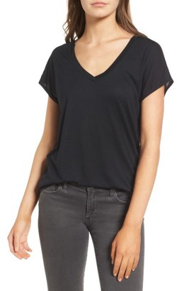 Women's Trouve High/low Dolman Tee $32 thestylecure.com
