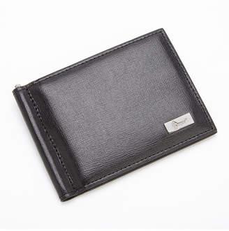 Co Emporium Leather Royce New York Rfid Blocking Money Clip Wallet