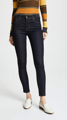 AG Jeans The Farrah Skinny Ankle Jeans