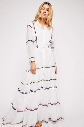 Carolina K. Natalie Long Dress
