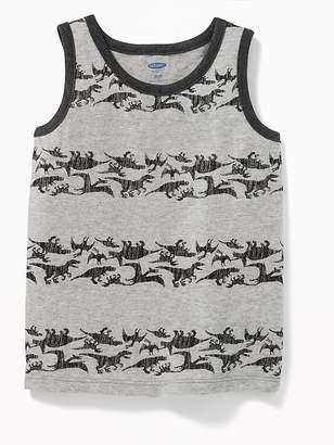 Old Navy Printed Tank for Toddler Boys