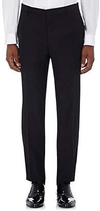 Barneys New York Burberry X Men's Mohair-Wool Embellished Tuxedo Trousers - Black