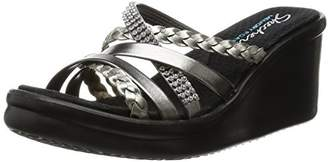 Skechers Cali Women's Rumbers-Wild Child Wedge Sandal