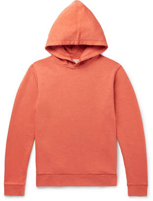 Outerknown Hemp And Organic Loopback Cotton-Blend Hoodie