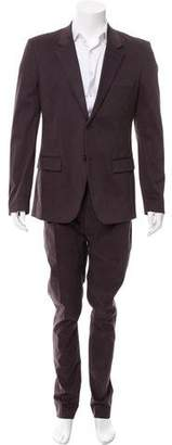 Marc Jacobs Twill Two-Button Suit