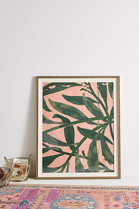 Anthropologie Willow Boughs Wall Art