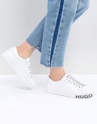 HUGO logo sneakers