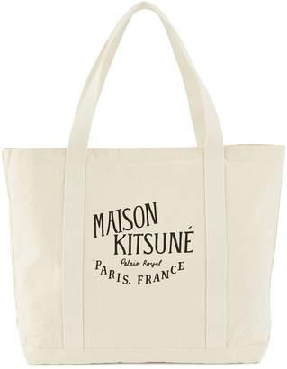 MAISON KITSUNÉ Palais Royal shopping bag