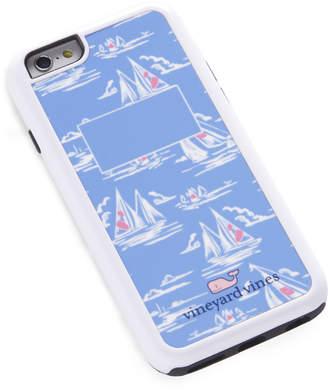 Vineyard Vines Monogrammed Sailboat Sketch iPhone 6 Case