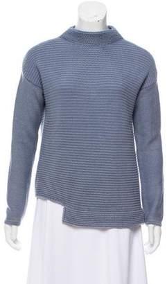 Eleventy Asymmetrical Knit Sweater w/ Tags