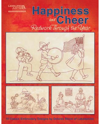 Leisure Arts - Happiness And Cheer