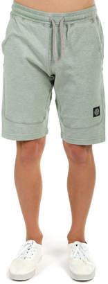 Stone Island Fleece Bermuda Short