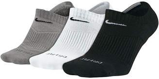 Nike 3-pk. Dri-FIT No-Show Socks