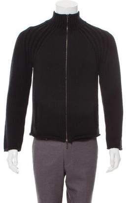 Calvin Klein Knit Wool Cardigan
