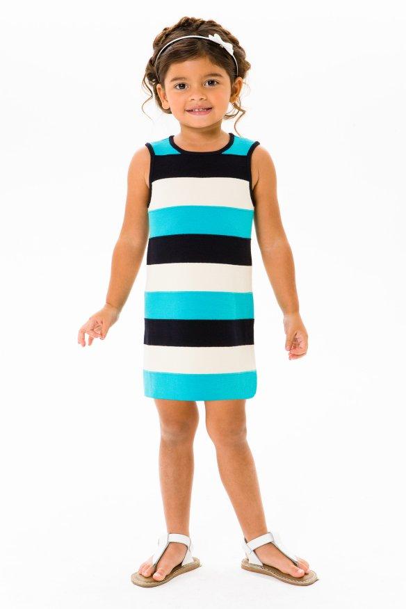 Milly Minis Stripe Dress