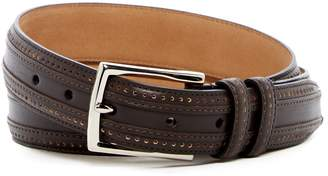 Cole Haan Perforated Leather Belt
