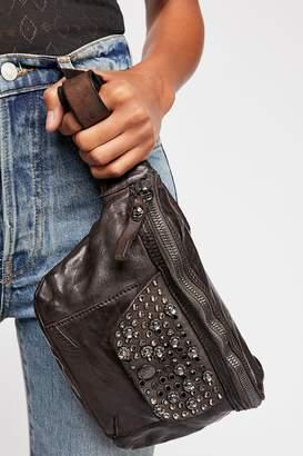 Campomaggi Nola Studded Belt Bag