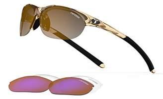 Tifosi Optics Womens Wisp 0040103101 Wrap Sunglasses