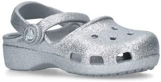 Crocs Glitter Clogs