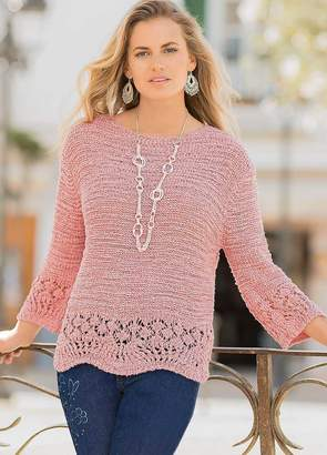 Together Textured Sweater