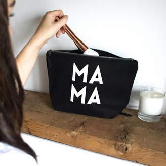 Ellie Ellie 'Mama' Makeup Bag