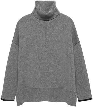 Banana Republic Cashmere Oversized Turtleneck Sweater