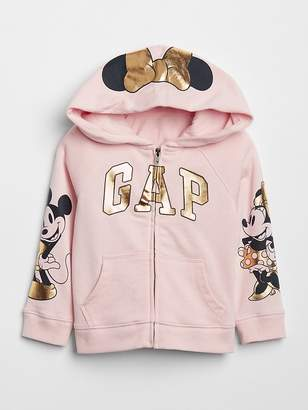 Gap babyGap | Disney Minnie Mouse Hoodie Sweatshirt
