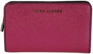 Marc Jacobs Bifold Zip Around Wallet