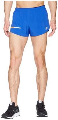 New Balance Impact Split Shorts 3 Men's Shorts
