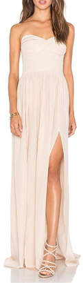 Amanda Uprichard Gisele Earth Maxi