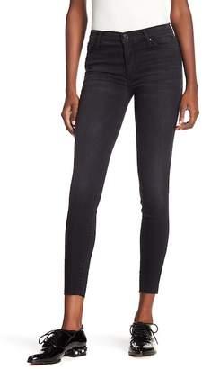 Black Orchid Noah Ankle Fray Hem Jeans