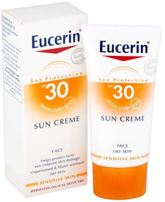 Eucerin Sun Protection SPF 30 Face Sun Creme (50ml)