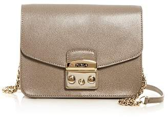 Furla Metropolis Small Leather Crossbody
