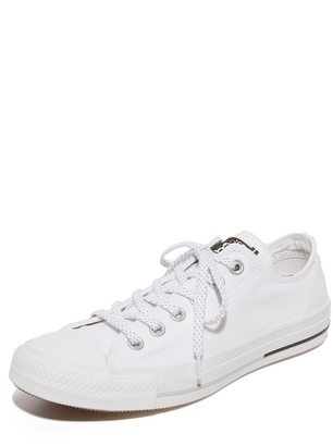 Converse Chuck Taylor All Star Ox Sneakers $60 thestylecure.com