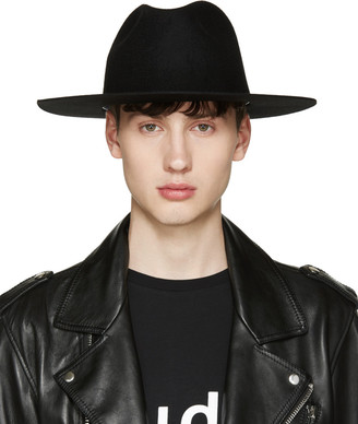 Etudes Black Midnight Hat $330 thestylecure.com