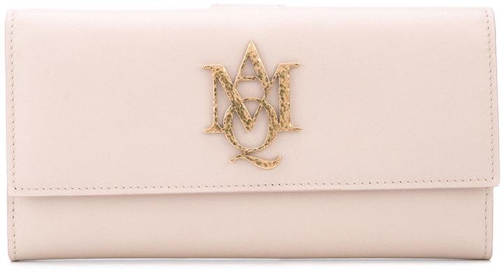 Alexander McQueenAlexander McQueen Insignia wallet